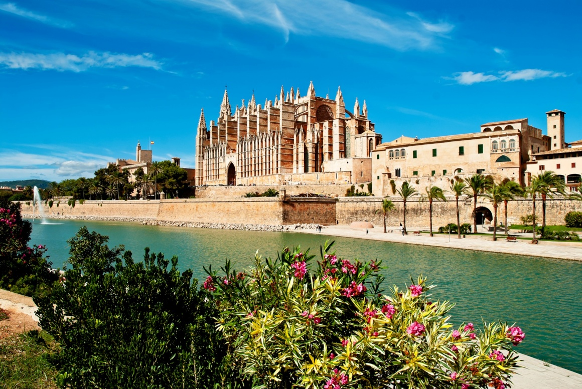 'Cathedral of Palma de Majorca' - Majorque